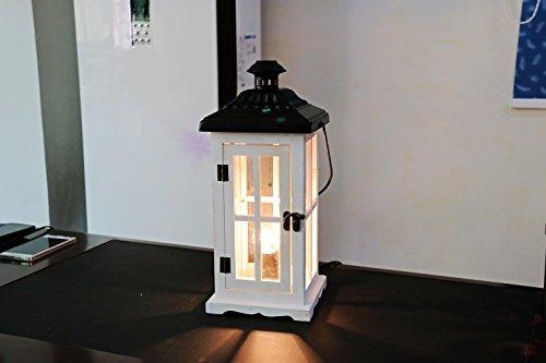 HYW Tischlampe-Dimmer Lichtkerzenlampen schwarz Innovative Funktionen exotische Leuchtfeuer Retro-Lampen