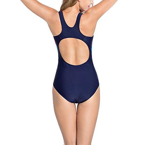 Costumi Da Costumi Da Donna Bagno Da Beach Bagno Bagno Le Costumi Lady Da Seaside Blu Bathing Ragazze Per Da Spa Bagno Costumi Bagno Costumi zFv78OczW