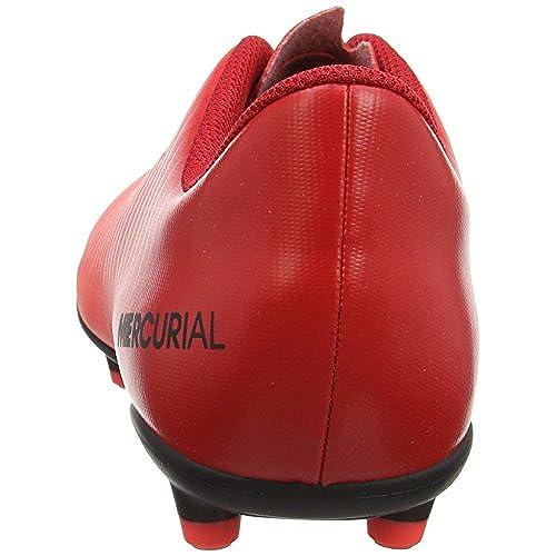 super popular 686d9 e5d3e Nike Jr Mercurial Vortex III FG, Botas de Fútbol Unisex Niños Durable  Modelando