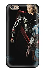 Anti-scratch And Shatterproof Avengers Phone Case For Iphone 6/ High Quality Tpu Case
