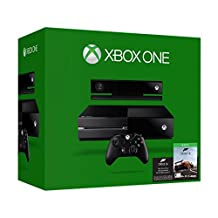Microsoft Xbox One Console + Kinect and Forza Motorsport 5 Bundle - Forza Bundle Edition