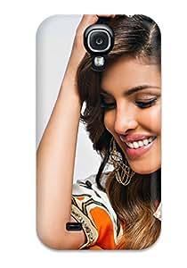 High Quality Shock Absorbing Case For Galaxy S4-priyanka Chopra Bollywood Actress 1293413K11862963