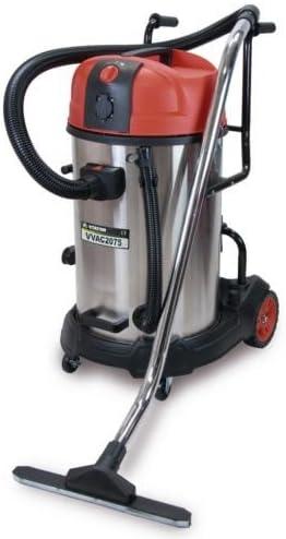 STAYER 1.1814 - Aspirador 1200W toma auxiliar 2200W capacidad 75 litros 20 Kg con vibración para autolimpieza del filtro VVAC 2075: Amazon.es: Bricolaje y herramientas