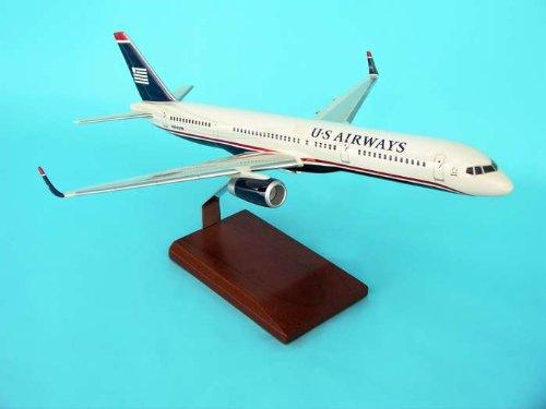1: 100 エグゼクティブシリーズ US 航空 ボーイング 757-200 New Colors, Reg. N605AU (並行輸入)