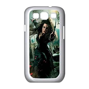 Bellatrix Lestrange Harry Potter And The Deathly Hallows Movie 071 Samsung Galaxy S3 9 Cell Phone Case White present pp001_9740032