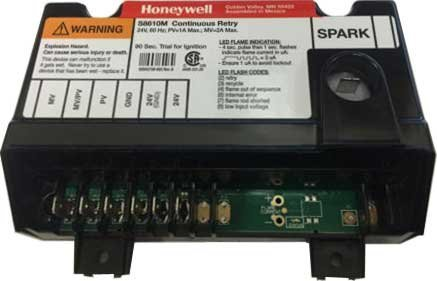 replacement for honeywell furnace integrated pilot module ignition rh amazon com