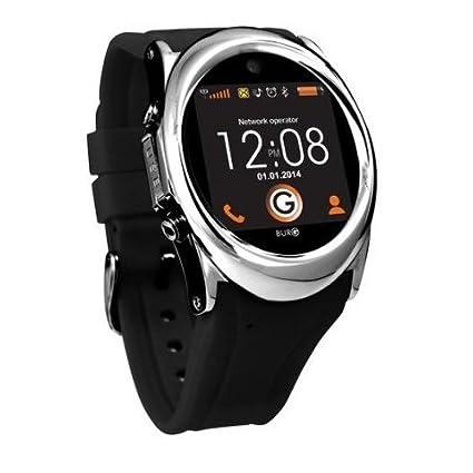Burg 12 Smart Watch, Black