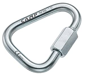 CAMP Triangle Quick Link - Zinc Plated 8mm