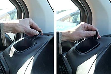 Brodit Proclip Fahrzeughalter 213554 Made In Sweden Linke Montierung Hoch Strength Mounting Platform Für Linkslenkende Fahrzeuge Passt Für Alle Brodit Gerätehalter Navigation