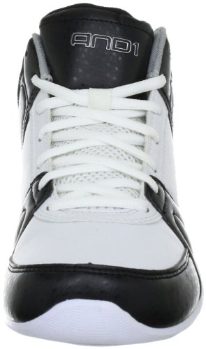 per h5 26 bianche Mid Total 1001203047 bianco basket Scarpe Assist tr miste And1 da adulti 4O8xqaqw