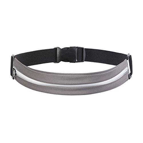 Waist Bag Polyester Closure Belt Black for Men Women - 9