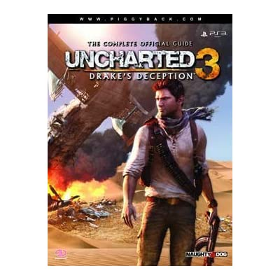 PRIMA STRATEGY GUIDES Uncharted 3: Drake's Deception (Video Game Accessories): Toys & Games