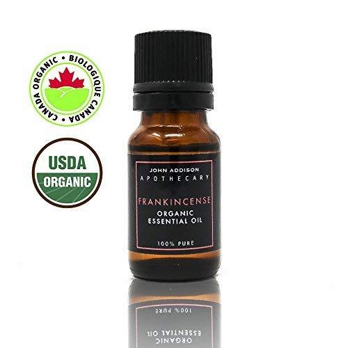 Frankincense Essential Oil - Certified Organic - 10 ml - 100% Pure