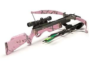 Excalibur Vixen II Crossbow Varizone Package, Pink Camo