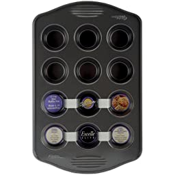 Wilton Excelle Elite 12-Cup Mini Muffin Pan