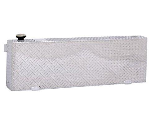 Dee Zee DZ92556N Liquid Transfer Tank Volume 40 Gallons L 56 in. x W 9.625 in. x H 19 in. Narrow Rectangle Shape Brite-Tread Aluminum Liquid Transfer Tank by Dee Zee (Image #4)