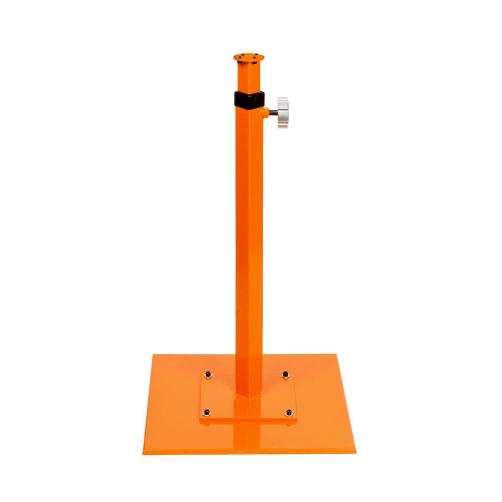 October Mountain Products Versa Cradle Stand, Orange