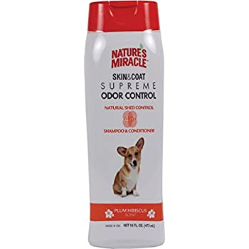Nature S Miracle Supreme Odor Control Shampoo Reviews
