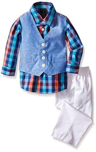 linen baby dresses - 8