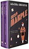 capa de Box Agatha Christie - Melhores Histórias de Miss Marple