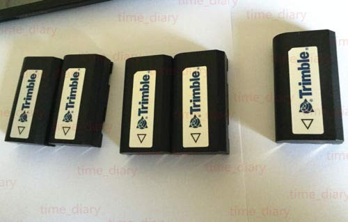 New 5pcs -Trimble 2600mAh Battery for Trimble 5700 5800 R7 R8 GPS Battery ()