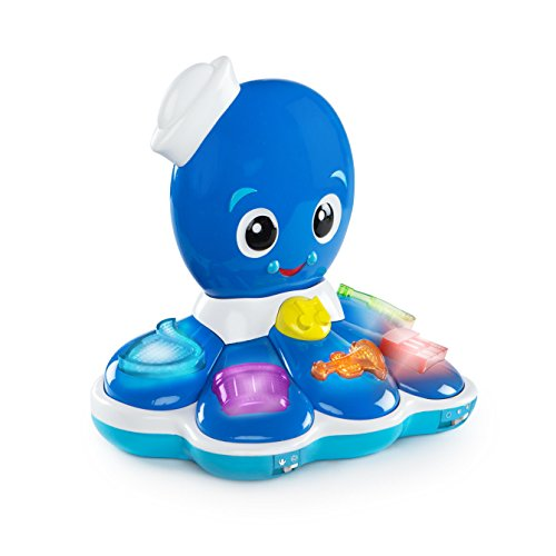 Baby Einstein Octopus Orchestra (Baby Einstein Baby Shakespeare World Of Poetry)