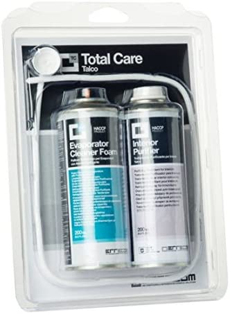ERRECOM Kit Limpieza y purificador evaporador Split A/A Total Care ...