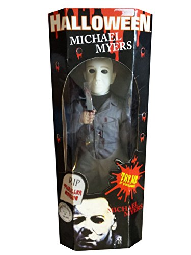 Michael Myers Halloween RIP Thriller Series 18