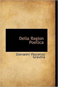Della Ragion Poetica (Italian Edition)