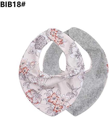 ベビービブ,Dabixx 10ピースかわいい子供女の子赤ちゃん幼児弾性ヘアバンドアクセサリー帽子 - 18
