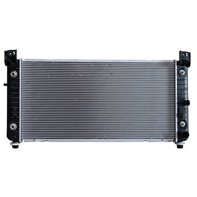 MAPM Premium Quality RADIATOR 34IN CORE WITH ENGINE OIL COOLER WITH TOC