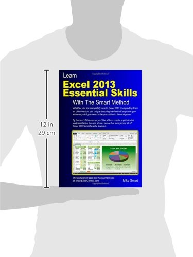 Learn Excel 2013 Essential Skills with The Smart Method ...