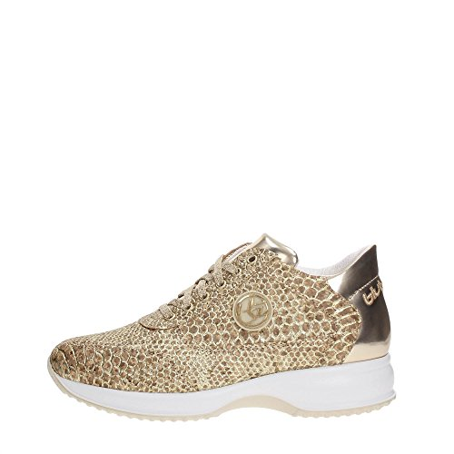 Blu Byblos 672010 Sneakers Mujer PLATINO 38
