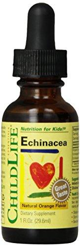 增强宝宝免疫力,美国ChildLife紫锥菊滴剂
