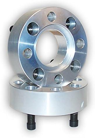 """2Pc 1/"""" 4//156 3//8-24 Wheel Spacer For Sportsman XP Ranger RZR 570 700 800 Polaris"""
