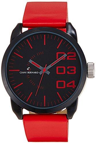 Giani Bernard Speedometer I Analog Multi Color Dial Men #39;s Watch    GB 1113B