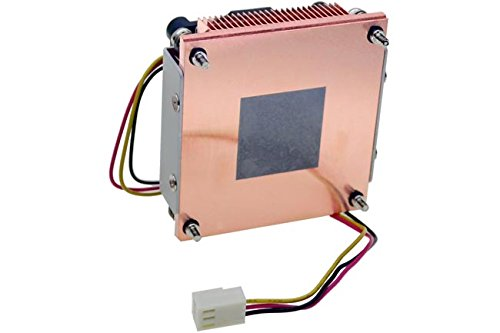 Cooler Master Socket G2 Copper Heat Sink Cooling Fan for Intel Core i7-3940XM SR0US Mobile Extreme Edition CPU FCPGA988 988-Pin by PartsCollection® (Image #1)