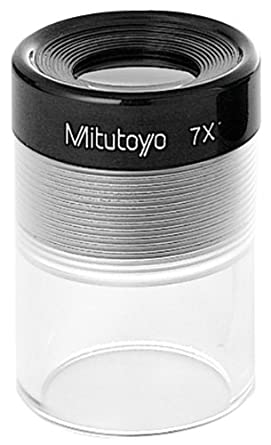 Mitutoyo 183-301, 7X Clear Loupe