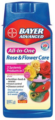 Bayer Advanced All In One Rose & Flower Care 9-14-9 32 Oz by Bayer