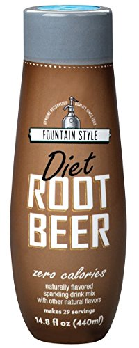 SODAMIX DIET ROOT BEER by SODASTREAM MfrPartNo 1424204010