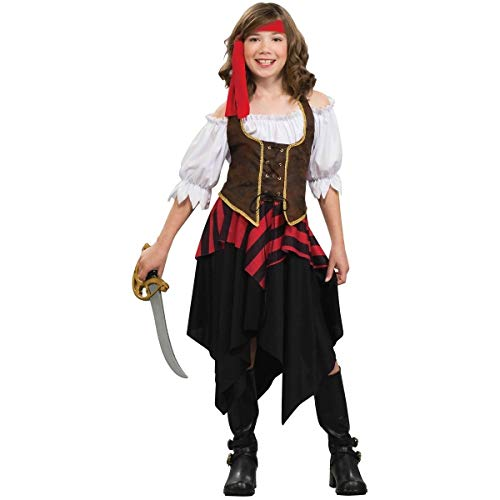 Forum Novelties Buccaneer Sweetie Costume, -