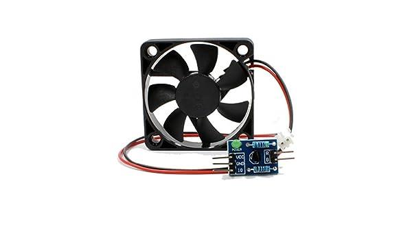 Dream Edge Módulo de Ventilador de regulación de la Velocidad del ...