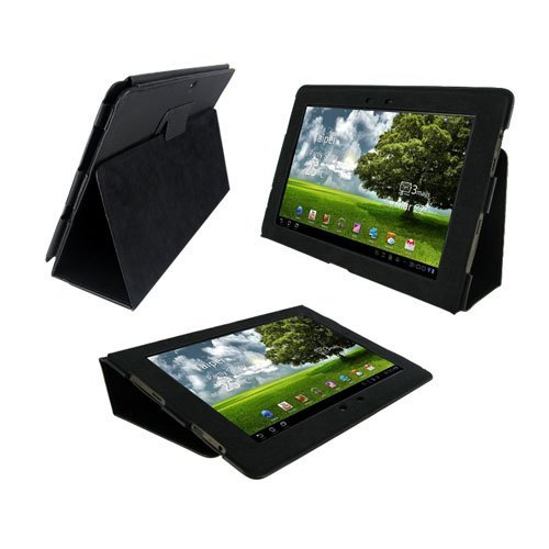 WOWparts Leather Case Cover for Asus Eee Pad Transformer ...