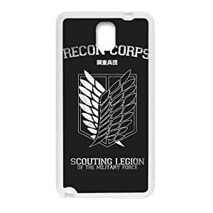 Happy Recon Corps Brand New And Custom Hard Case Cover Protector For Samsung Galaxy Note3