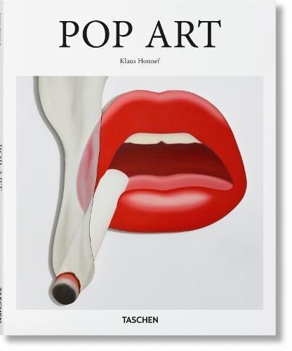Pop Art (Basic Art Series 2.0) by Honnef Klaus