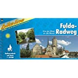 Bikeline Radtourenbuch Fulda-Radweg