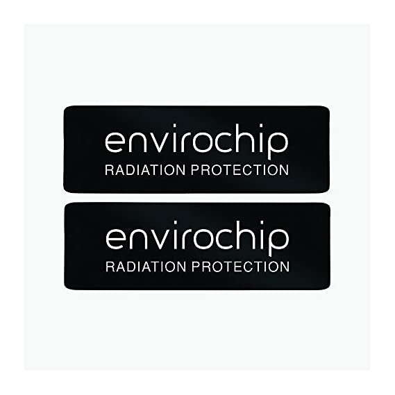Envirochip - Clinically Tested Radiation Protection Chip for Baby Monitor (Black)