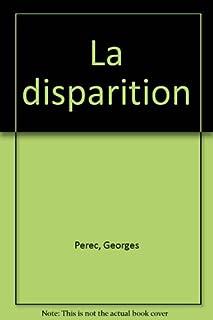 La disparition : roman, Perec, Georges