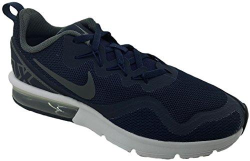 Nike NIKE AIR MAX Fury (GS) Laufschuhe, Kind blau