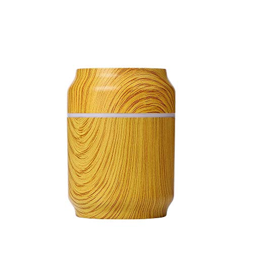 70d47f5bac6e Alimao USB LED Ultrasonic Air Cans Humidifier Essential Aroma Oil Diffuser  Atomi